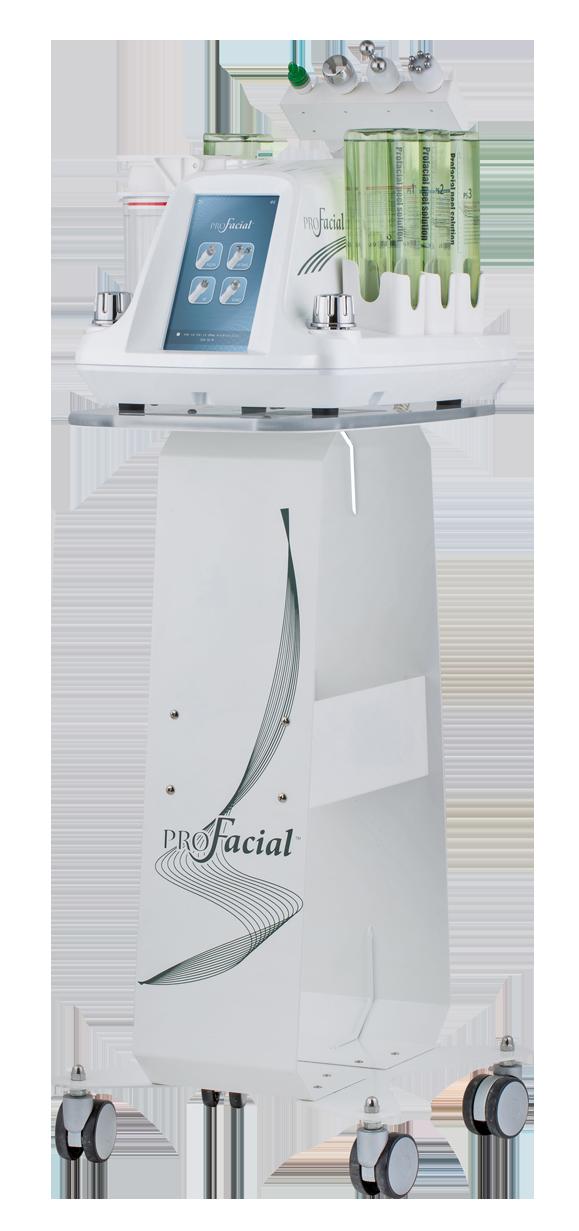profacial Aqua Peeling, Ion Lifting, radiofrecuencia y Ultrasonidos. belium medical distribuidor. Limpieza facial profunda, rejuvenecimiento, antiarrugas, producción de colágeno