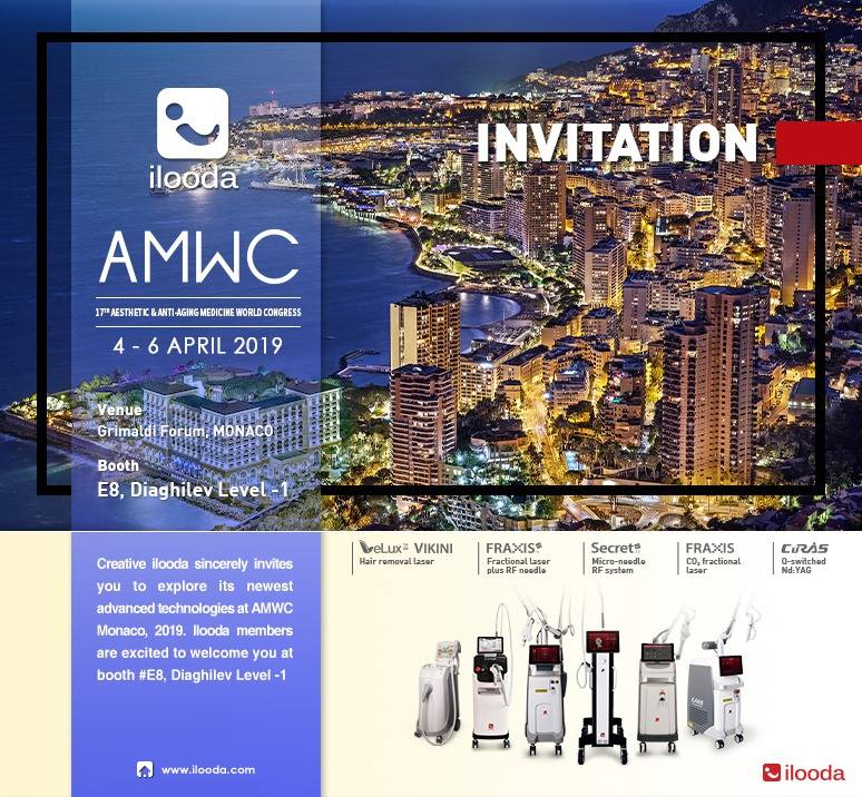 AMWC Monaco Aesthetic & Anti-Aging Medicine World Congress