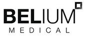 belium medical logo aparatología distribuidor gijon asturias medicina estetica belleza