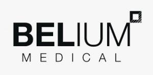 belium medical logotipo aparatología distribuidor