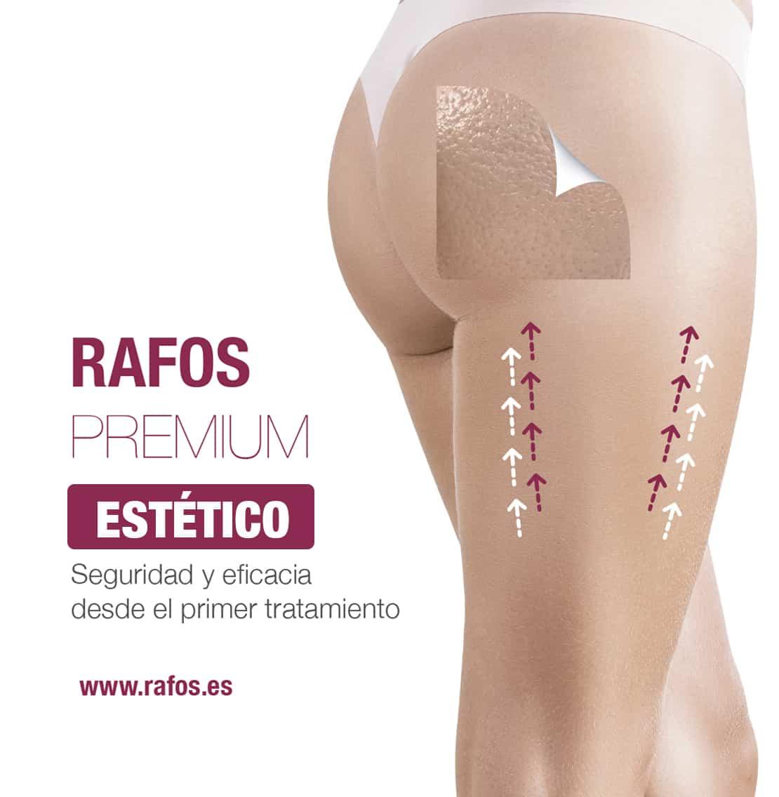rafos premium estetico radiofrecuencia capacitiva, resistiva y tripolar. Belium Medical