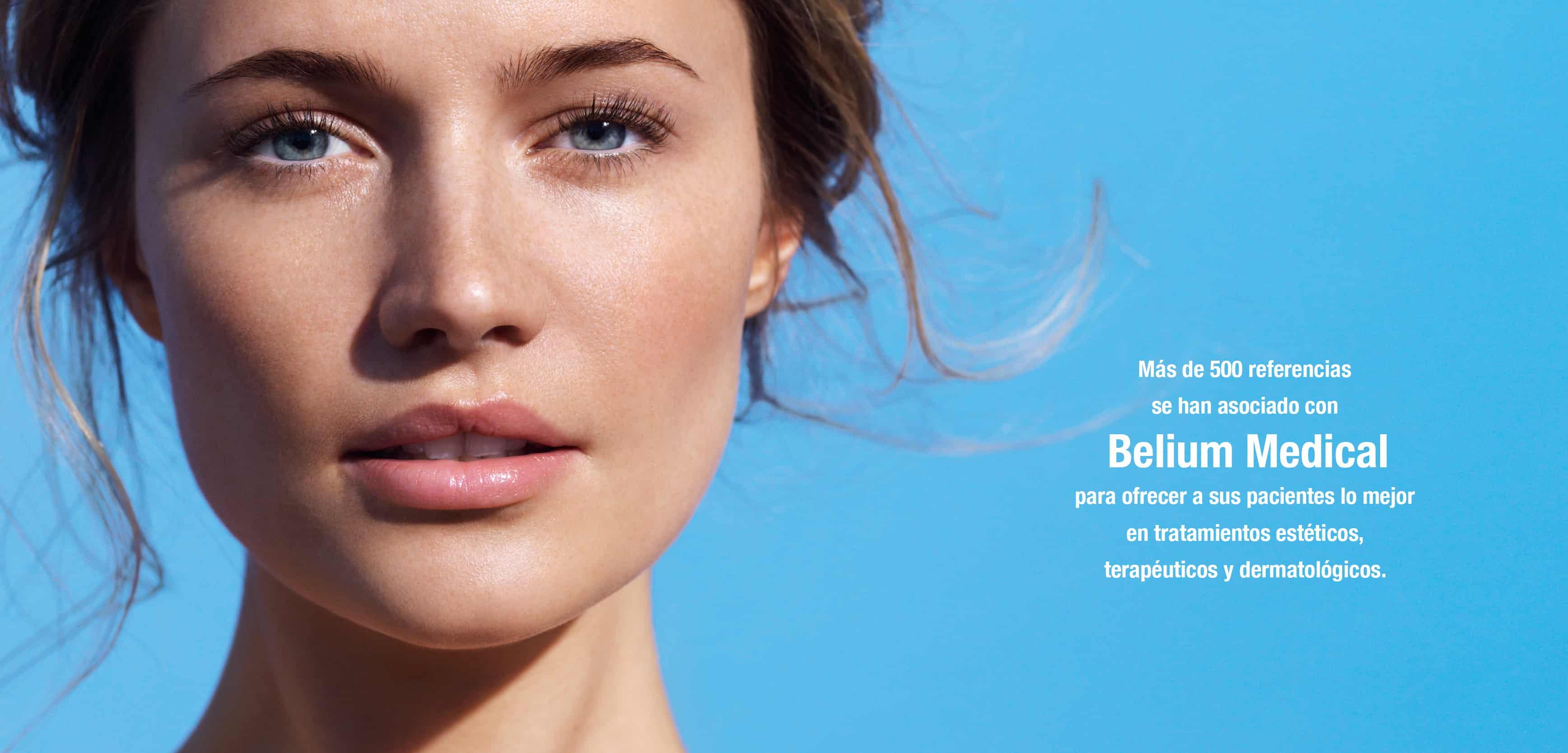 belium medical aparatología distribuidor gijon asturias medicina estetica belleza rejuvenecimiento piel españa
