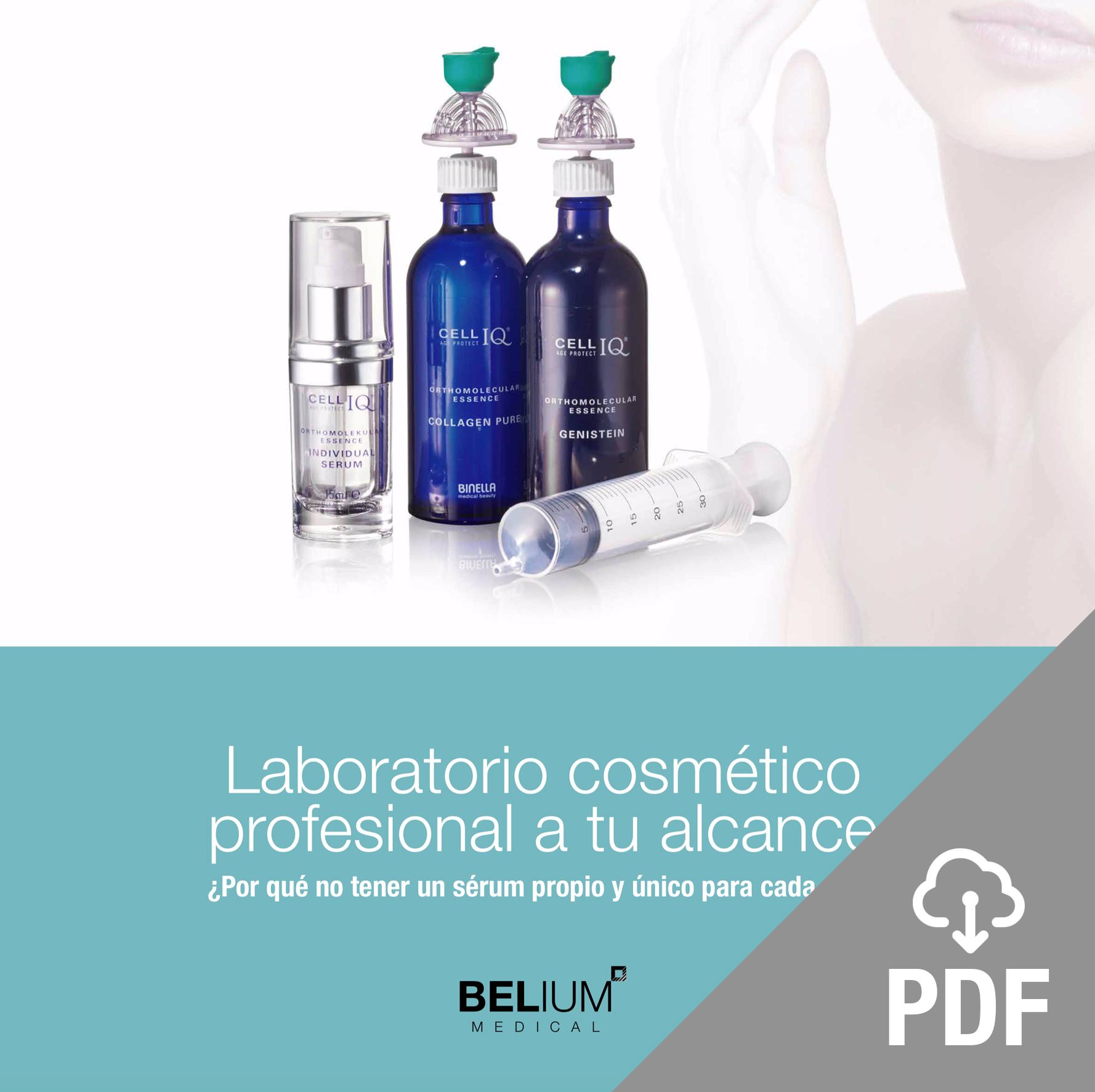 activos cosméticos ortomoleculares pdf belium medical gijon piel rejuvenecimiento belleza