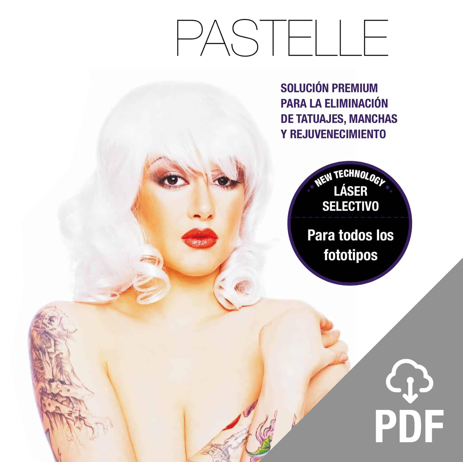 pastelle pdf laser eliminación de tatuajes y pigmentacion belium medical FDA