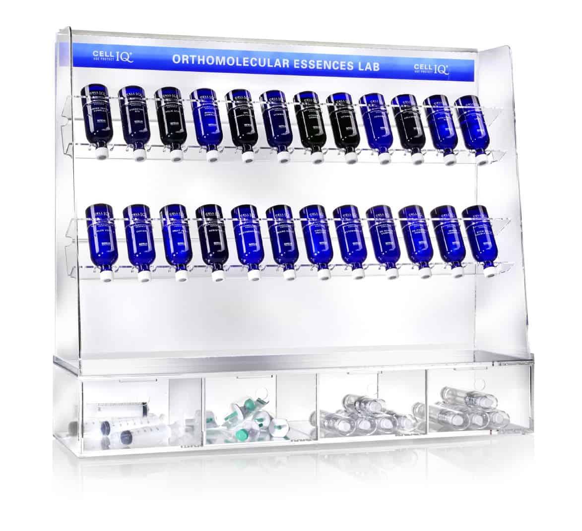 Cell IQ activos cosméticos ortomoleculares laboratorio belium medical gijon piel rejuvenecimiento belleza natural