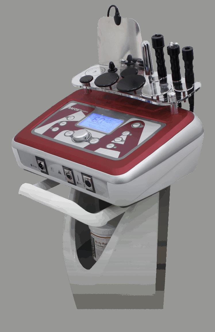 rafos premium radiofrecuencia capacitiva, resistiva y tripolar. Belium Medical
