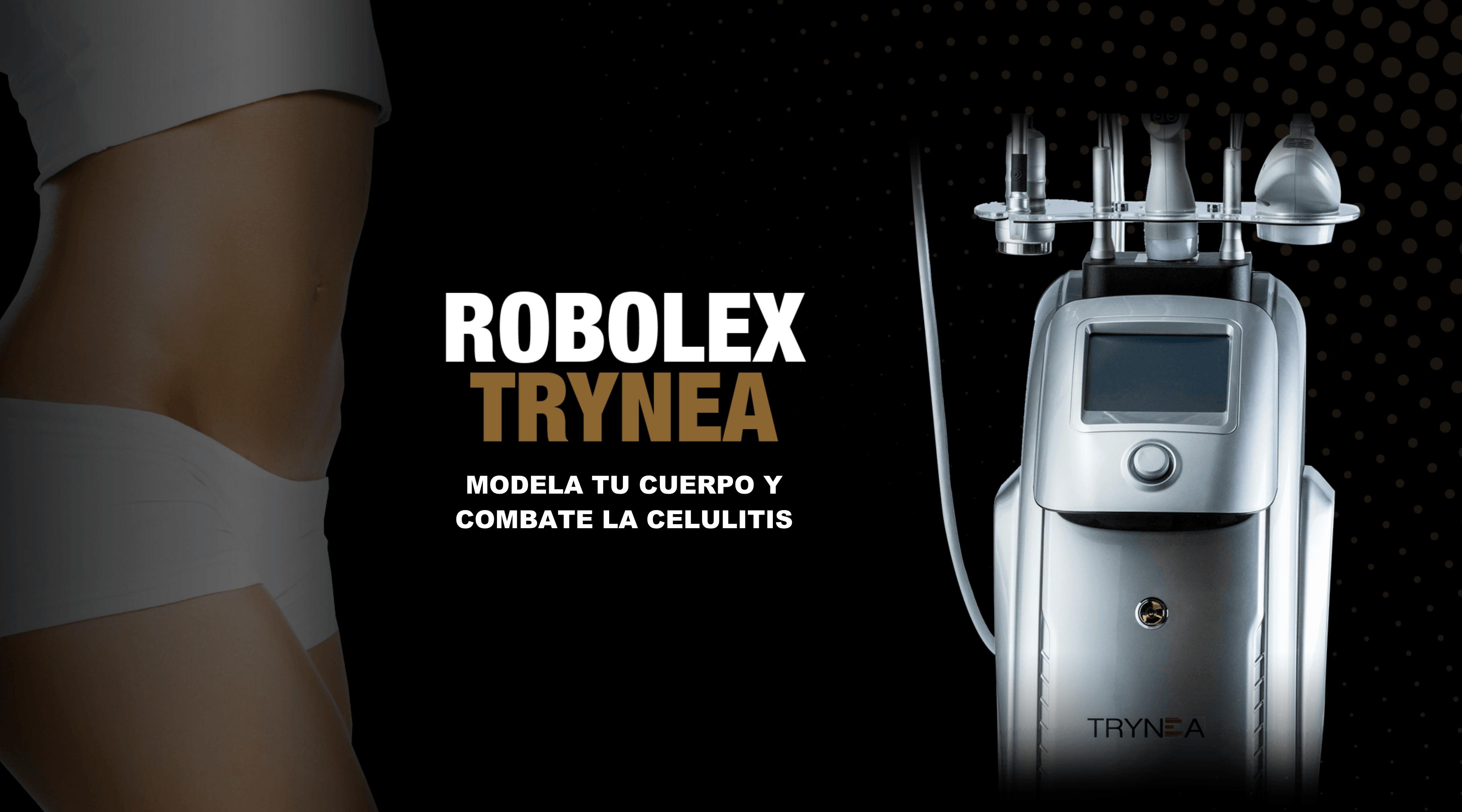 Robolex Trynea, la remodelación integral segura y eficaz