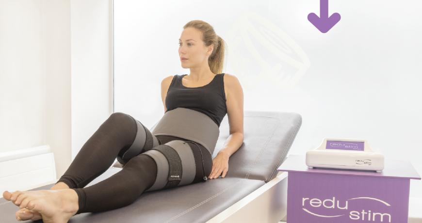 redustim protocolo estatico eliminacion de grasa abdominal y visceral