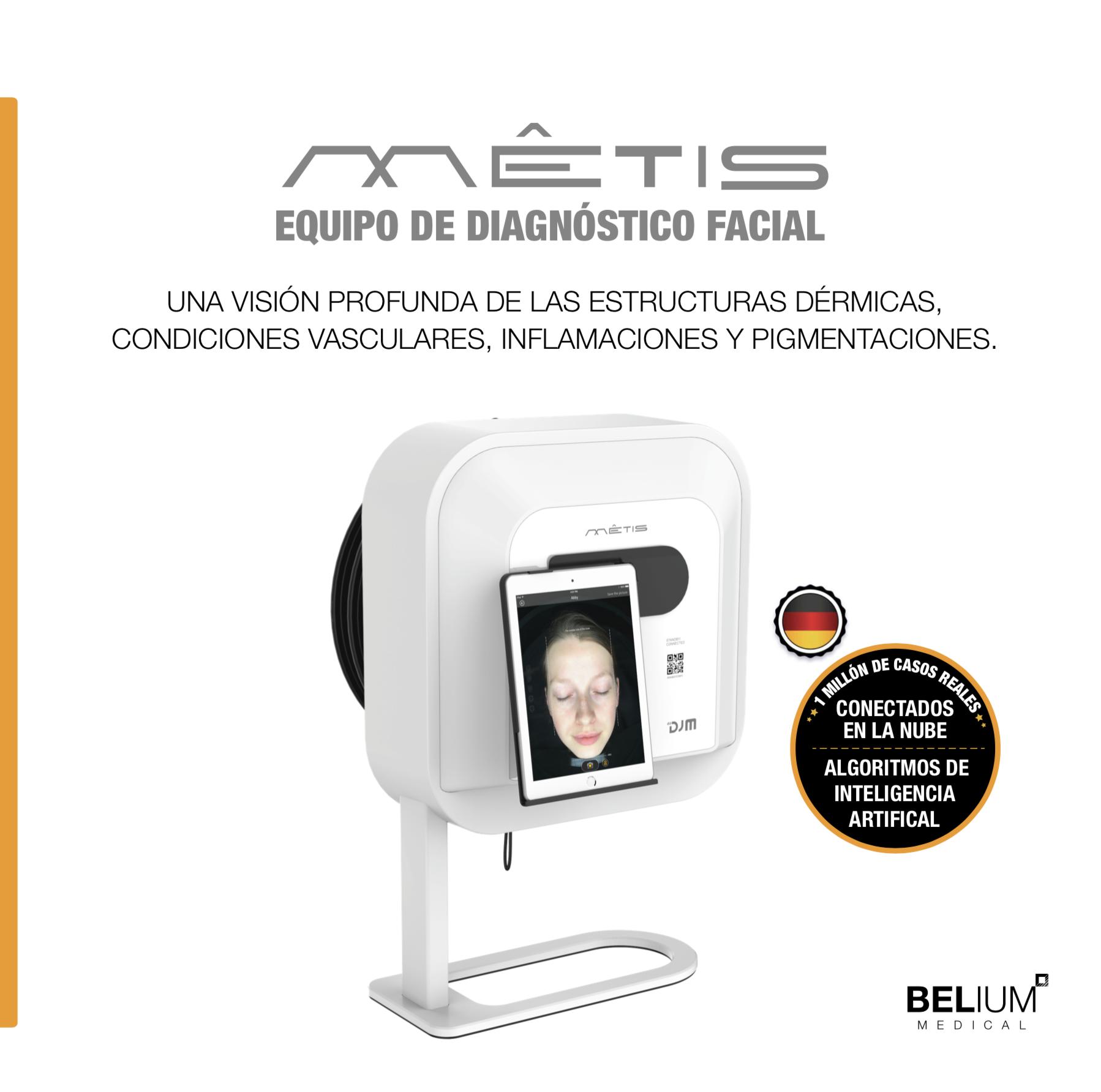 metis analizador facial diagnostico