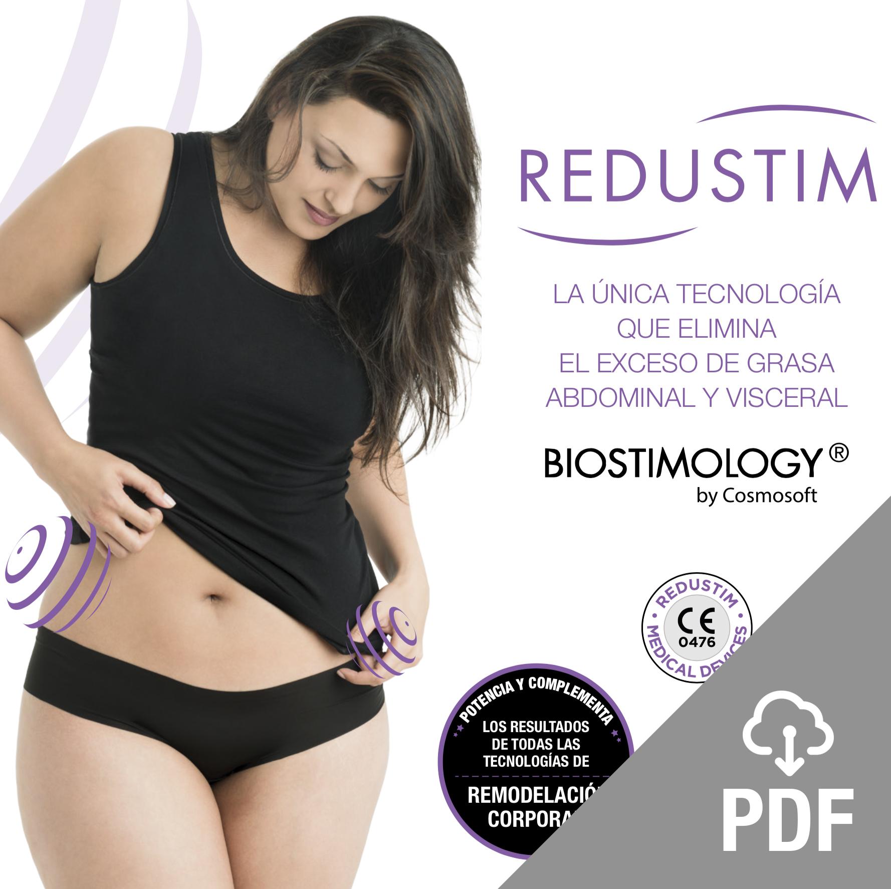 redustim pdf eliminacion de grasa abdominal y visceral
