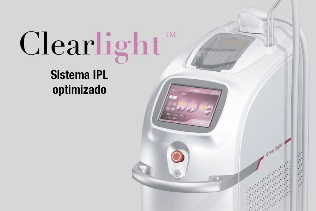 clearlight, luz, pulso, intenso, IPL, filtros, belium, medical, aparatología, piel, rejuvenecimiento