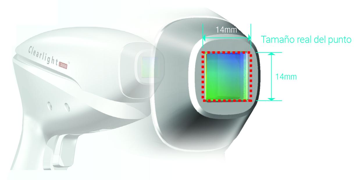 clearlight ld808 laser diodo depilacion